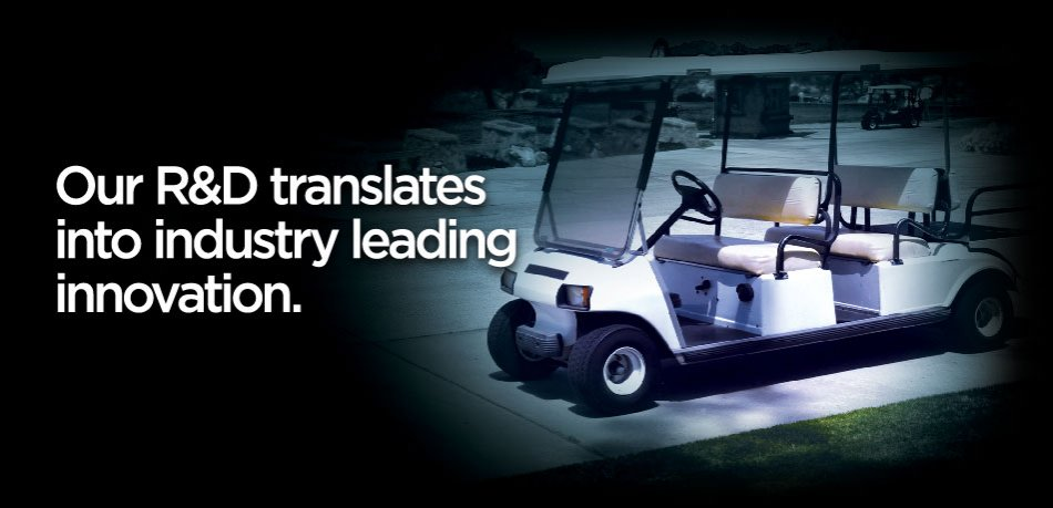 Heavy Duty Golf Carts