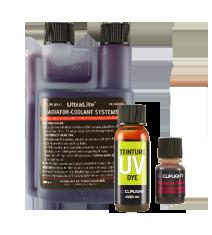 Radiator <br/ > Coolant Dye